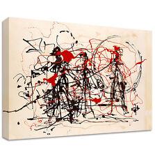 Jackson Pollock sin título 1948-49 (1canvas   Gran Pared Art   fineart