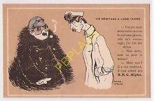CPA Illustrateur P. Chapellier - PHARES B.R.C. ALPHA - HERITAGE A LONG TERME