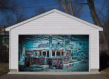 3D Huge graffiti Garage Door Murals Wall Print Decal Wall Deco AJ WALLPAPER AU