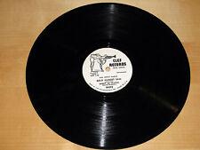78 RPM Buddy DeFranco CLEF Gold Nugget Sam SAMPLE NM/M!