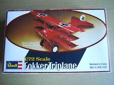 Kit Aereo guerra REVELL 1:72 Fokker Triplane H-52