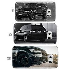 BMW X5 X6 E53 E70 E71 E72 F16 Funda Protectora De Teléfono Galaxy S6 S7 S8 S9 Plus borde una J