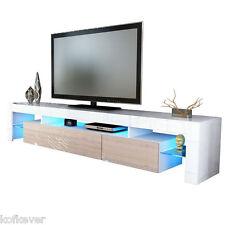 MOBILE PORTA TV MODERNO soggiorno 14 colori lucidi bianco nero mobili design tv