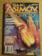 ASIMOV'S (SCI-FI) - HARLAN ELLISON - March 1989