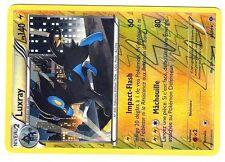 POKEMON CARTE DESTINEES FUTURES HOLO INV N°  46/99 LUXRAY 140 PV