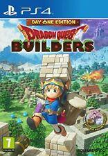 Dragon Quest constructores (PS4) Nuevo Sellado PAL