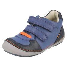 enfant bébé garçons Premières chaussures par Clarks cuir décontracté - DOUCEMENT