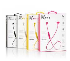 MIXX AUDIO   MIXX PLAY 1 Bluetooth Wireless Stereo Earphones