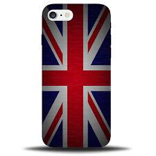 Funda protectora de teléfono de la bandera británica | Gran Bretaña Union Jack Banderas Londres Regalo B774