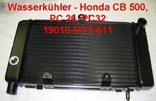 RADIATOR HONDA CB 500, cb500, pc26, pc32, Bj. 94 - 19010-my5-611, COOLER radiatore,