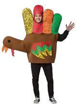 Hand Turkey Adult Costume
