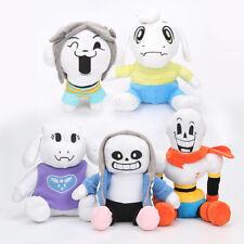 Undertale Plush Toys Sans Papyrus Asriel Toriel Stuffed Plush Kids Toys Doll