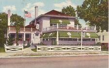 G1320 IL, Park Ridge Tally-Ho Postcard