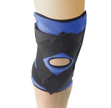 Flessibile in Neoprene Legamento Ginocchio Protettivo lesioni Sostegno Brace