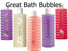 AVON 500ML BUBBLE BATH~VARIOUS FRAGRANCES~GIVE LOTS OF BUBBLES AT BATHTIME~ SALE