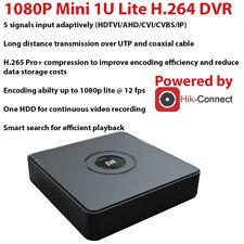 4CH 8CH 16 Channel CCTV DVR Recorder 1080N H.264 AHD HD VGA HDMI BNC UK