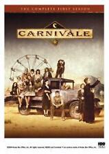 CARNIVALE - SEASON 1 - DVD - REGION 2 UK