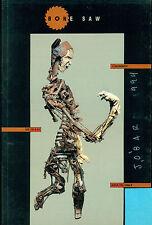 BONE SAW #1 (1992) Tundra TPB signed by J. O'Barr, creator of The Crow