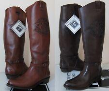 Frye Rider Logo Boots $498
