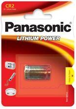 Piles spéciales photos CR2 3V lithium Panasonic, expédition rapide et gratuite