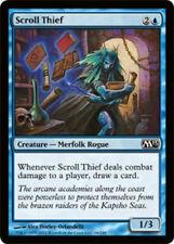 4x Scroll Thief MTG Regular NM, English Magic 2013 (M13)