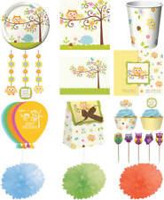 Kindergeburtstag Geburtstag Party Fete Feier Motto Eulen Eulenparty Baby