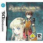 Rune Factory: A Fantasy Harvest Moon (Nintendo DS, 2009)