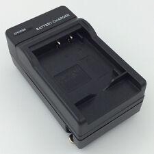 Battery Charger for PANASONIC Lumix DMC-ZS8 / DMC-TZ18 14.1 MP Digital Camera US
