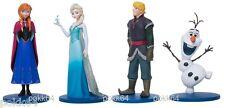 La Reine des neiges figurine Disney Collection en résine Elsa Anna Olaf Kristoff