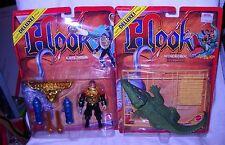 #1509 Mattel HOOK (Peter Pan) Lost Boys Attack Croc & Skull Armour Capt Hook