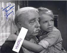 Susan Gordon The Twilight Zone Jenny Autographed 8x10 Photo #2 COA DECEASED