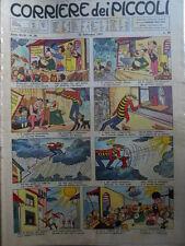 Corriere dei Piccoli n°38 1957    - r.G12