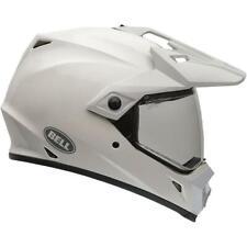 NEW Bell Helmet MX 9 Adventure White from Moto Heaven