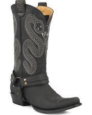 Roper Men's Sting Sidewinder Concealed Carry System Harness Boot Snip Toe Black