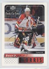1999-00 Upper Deck MVP Stanley Cup Edition Silver Script #30 Derek Morris Card