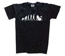 Standard Edition Drummer Evolution schlagzeug drums KINDER T-Shirt 104-164