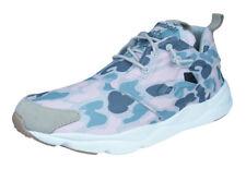 Reebok Furylite Camo Men Trainers Navy Camouflage Fitness Gym Shoes Multi-Colour