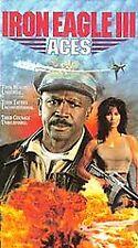 """NEW SEALED VHS  """"Iron Eagle' Aces"""