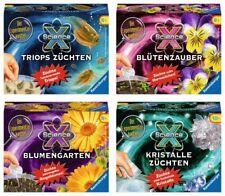 Ravensburger Experimentierset Einzeller Triops Kristalle Blumen Blüten züchten