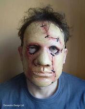 Hombres miedo Zombie Máscara LUJO Látex Disfraz de Terror Halloween Maske