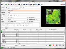 EzStamp IRELAND Stamp Inventory Software CD Catalog SCOTT#'s, Images+Pricing