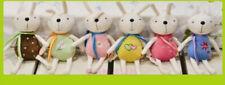 Mini Mignon Peluche Blythe BJD doll toy Bunny Rabbit Soft Furry 12 cm Animal Fleur