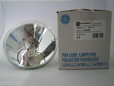 LAMP ALOGENA VETRO PAR 64 VNSP NSP MFL CP 60 61 62 1000W 230V GX16D GE ORIGINALE