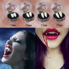 Bloodcurdling Vampire Werewolves Fangs Fake Dentures Teeth Costume Halloween G