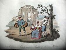 MINERVA MEDICA,James Godby & Sold Jan.y.1. 1806. P.Van Lerbergh.ROMA