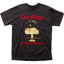 Cro-Mags The Age of Quarrel Adult Classic T-Shirt