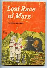 fiction: LOST RACE OF MARS. 1964. Silverberg.