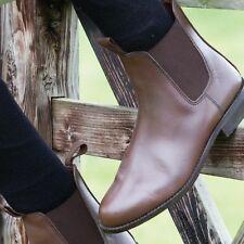 Childrens woodstock jodphur boots