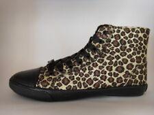 Guess68082 laverne mid zip oro,marrone,nero scarpa alla caviglia junior maculata