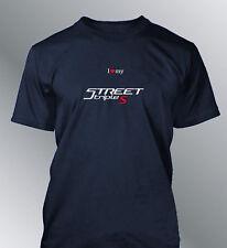 Tee shirt personnalise Street Triple 765 S 2017 S M L XL XXL homme moto